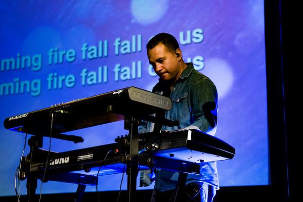 08-16-2015 Worship Team Photos