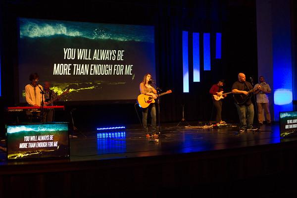 Worship Team 10/8/17