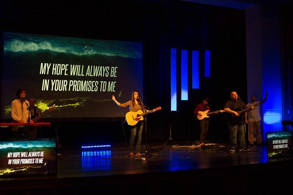 Worship Team 2017