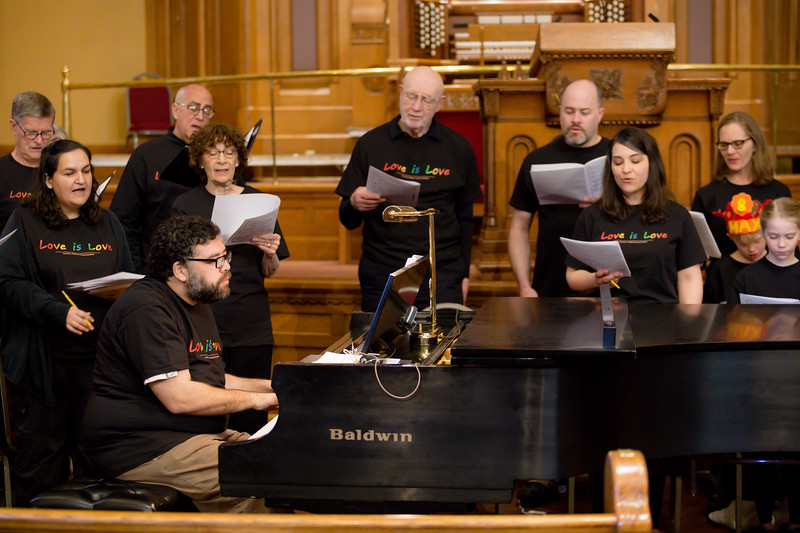 2018 Justice Choir