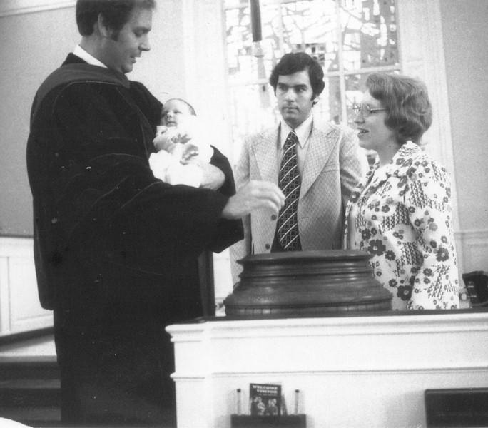 Pastors History Baptism Perrine
