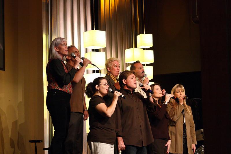 Child Dedication Service<br /> November 14-15, 2009<br /> Photo by Rebecca McDaniel