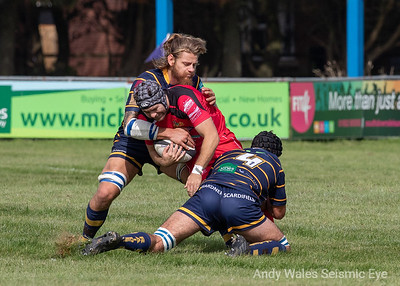 Joe Spurgeon, Worthing Raiders
