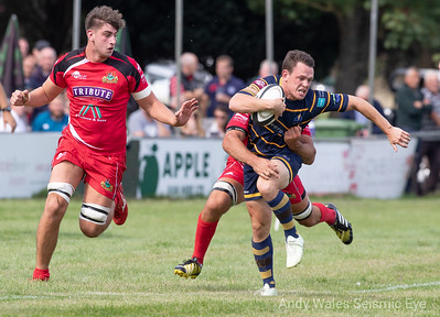 Matt Walsh  - Worthing Raiders