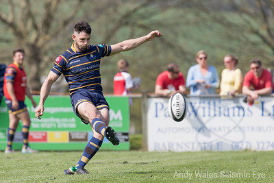 Matt McLean - Worthing Raiders