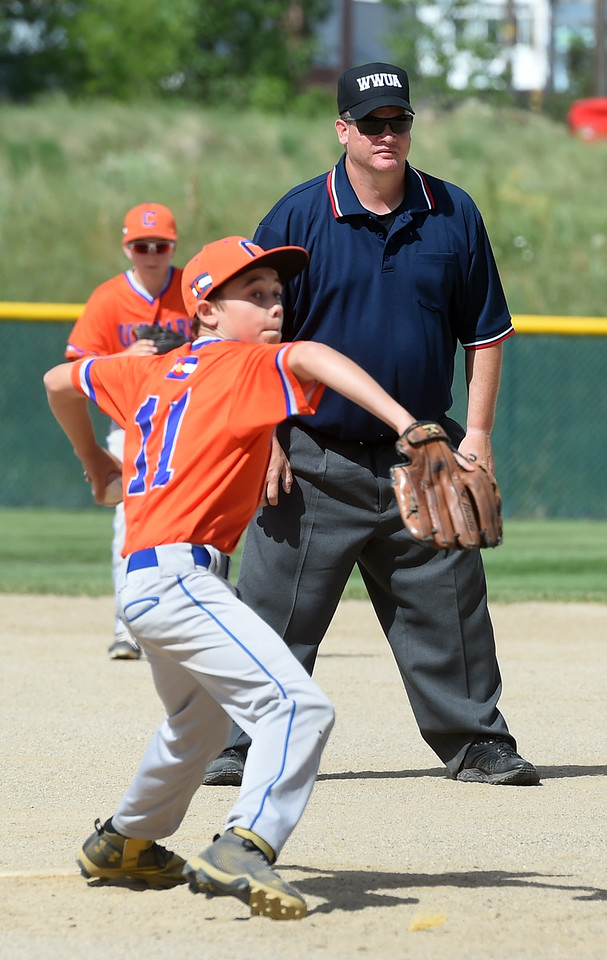 Wounded Warrior Umpire Academy