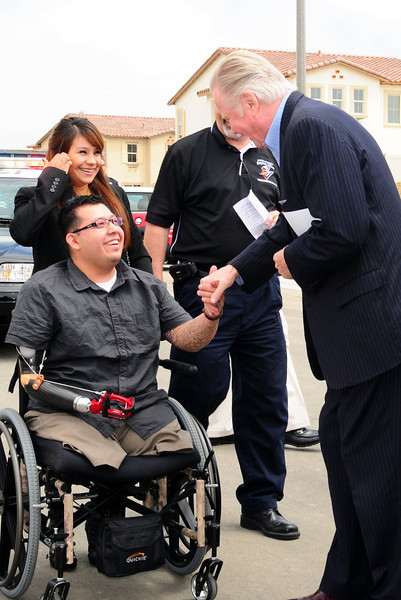 Wounded Warriors Foundation