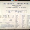 WPA Land use survey map for the City of Los Angeles, book 4 (Van Nuys District to Garvanza District), sheet 1