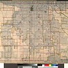WPA Land use survey map for the City of Los Angeles, book 8 (Downtown Los Angeles and Hyde Park to Watts District), sheet 22