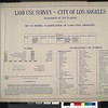 WPA Land use survey map for the City of Los Angeles, book 10 (Shoestring Addition to San Pedro District), sheet 25