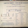 WPA Land use survey map for the City of Los Angeles, book 6 (Hollywood District to Boyle Heights District), sheet 1