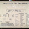 WPA Land use survey map for the City of Los Angeles, book 2 (Tujunga), sheet 19