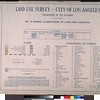 WPA Land use survey map for the City of Los Angeles, book 8 (Downtown Los Angeles and Hyde Park to Watts District), sheet 16