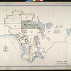 WPA Land use survey map for the City of Los Angeles, book 4 (Van Nuys District to Garvanza District), sheet 28