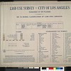 WPA Land use survey map for the City of Los Angeles, book 10 (Shoestring Addition to San Pedro District), sheet 10