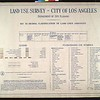 WPA Land use survey map for the City of Los Angeles, book 1 (North Los Angeles District), sheet 2