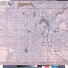 WPA Land use survey map for the City of Los Angeles, book 6 (Hollywood District to Boyle Heights District), sheet 25
