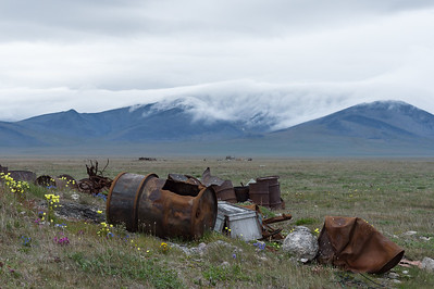 Doubtful Harbour, Wrangel Island