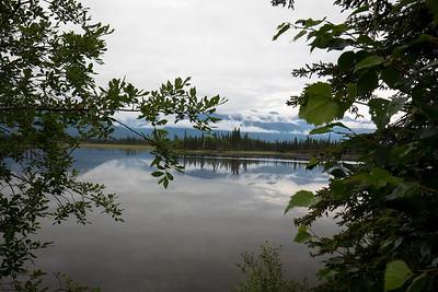 Wrangells lake