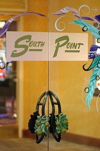 South Point Hotel and Casino.