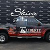 Truck Wrap, Dallas, TX