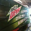 McKinney Avenue Transit Trolley SkinzWrap in Dallas,Texas for Mountain Dew​ Advertising