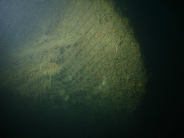 USS Perch discovery
