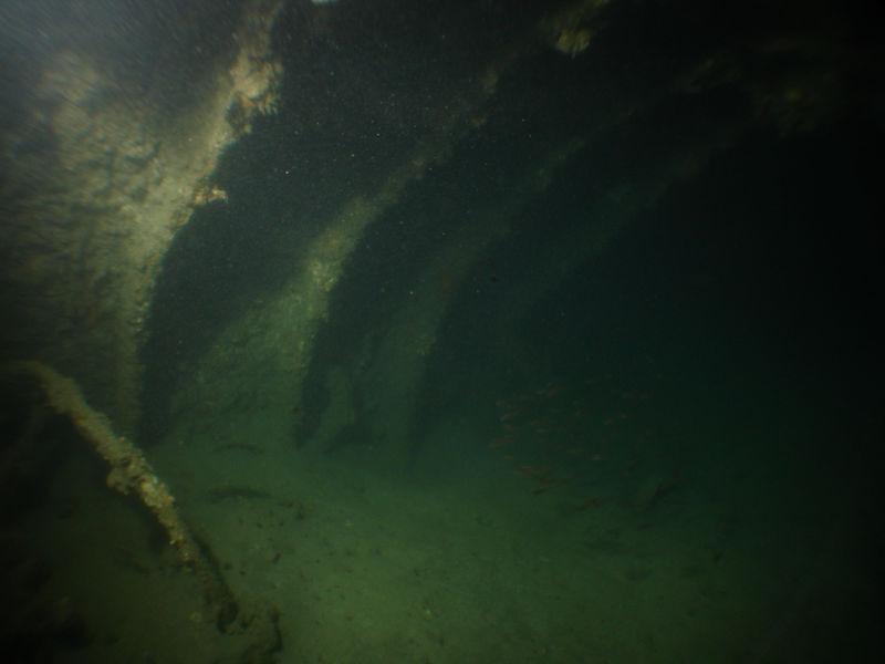 Inside the sub