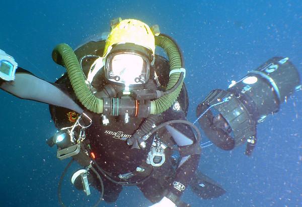 Nippo Maru & Campinila wreck, Jun 06