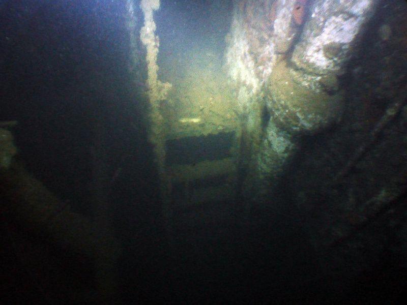 Inside Lat Da engine room