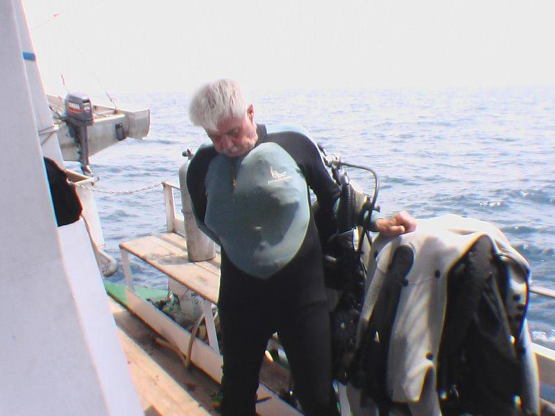 Phils novel lift bag storage