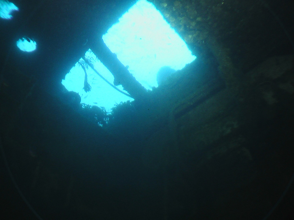 Inside Lat Da engine room