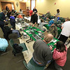 The Leominster Library University Jr. program held a Wreck the Tech program on Saturday, January 12, 2019. During this tech take apart party, kids where able to explore and take apart keyboards, desk phones, VCRs, one small Herbie VW bug & more! This is a great opportunity to figure out how things are put together and how they work. SENTINEL & ENTERPRISE/JOHN LOVE