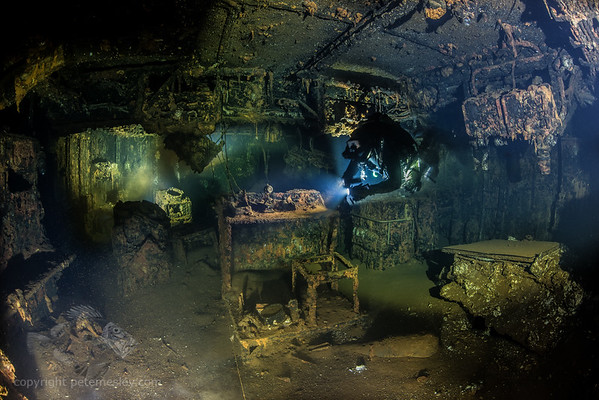 Specialist Wreck & Cave Imagry