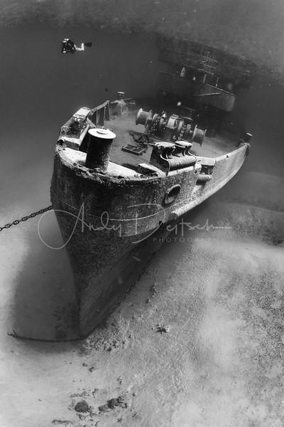 Ex-USS Kittiwake