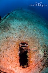American Tanker Main Deck