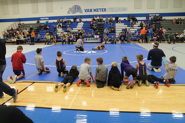 Van Meter Youth Wrestling Tournament