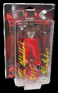 Abdullah The Butcher Autographed NJPW AJPW CMLL NOAH Japanese Wrestling Figure