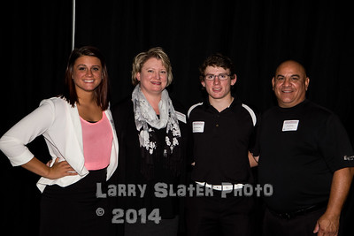 Martinez Family, Legacy Award