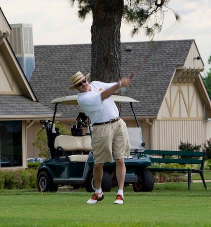 Golf before the Lightning Horn by Juan Garcia