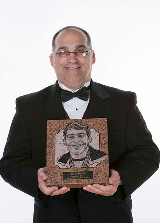 Mike Houck the Distinguished Member by Juan Garcia