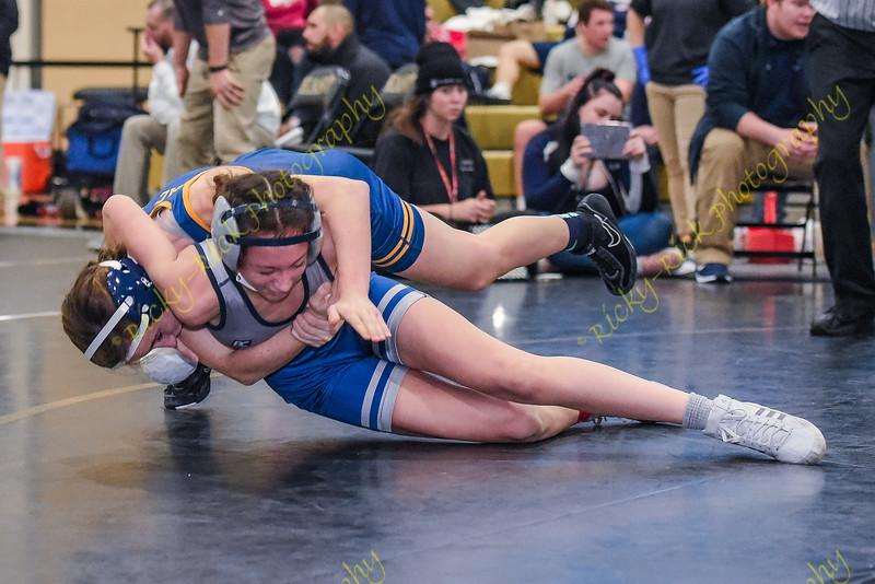 12/21/19 - Wrestling - Fort Zumwalt Tournament
