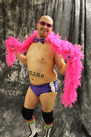 Liberty States Wrestling Promo Shots November 23, 2013