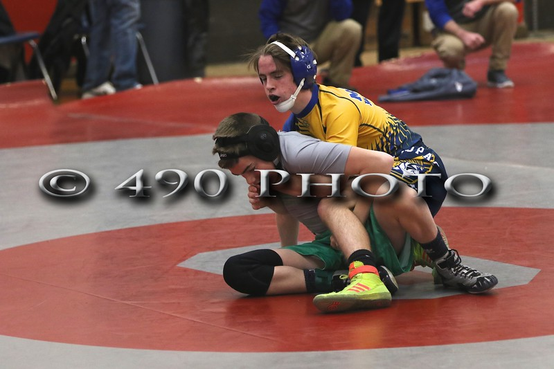 Wrestling- Somers Tournament 1-6-18 1