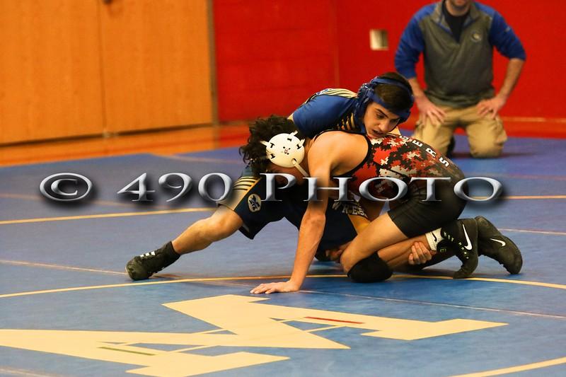 Wrestling- Somers Tournament 1-6-18 18