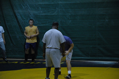 Coaches Spar