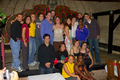 2005 Womens' Team Dinner Celebration