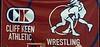 CLiff Keen logo wrestling_U0V5551