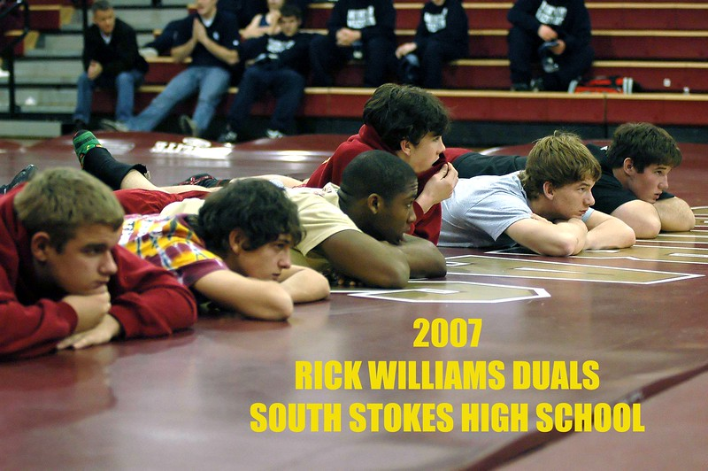 2007 RICK WILLIAMS DUALS, South Stokes High School
