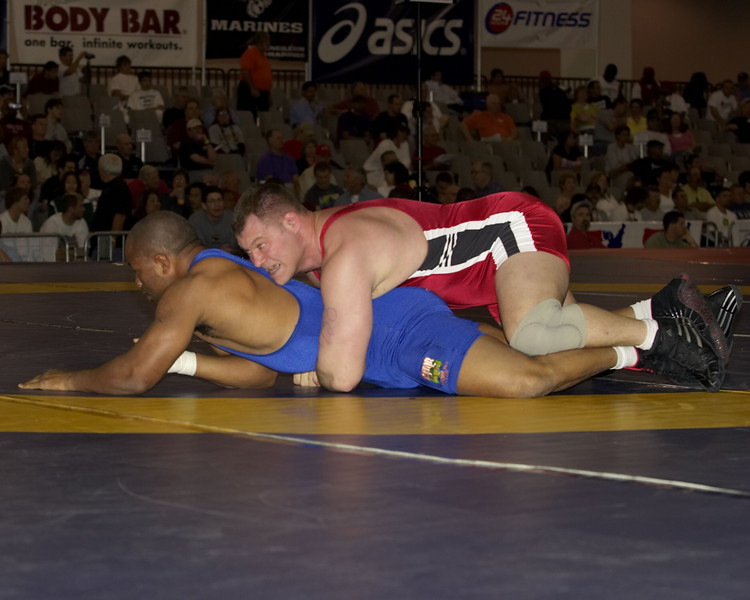 2007 Men's Semis and Consolations (1)